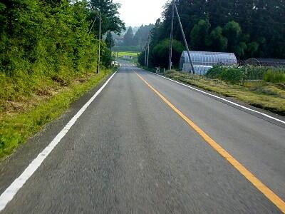 宮城の広域農道